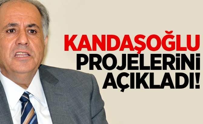 Van TSO Başkan Adayı Kandaşoğlu Projelerini Açıkladı