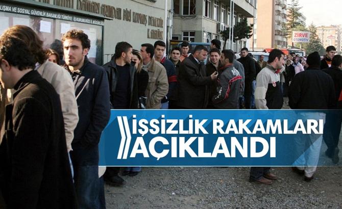 ŞUBAT AYI İŞSİZLİK RAKAMLARI BELLİ OLDU!