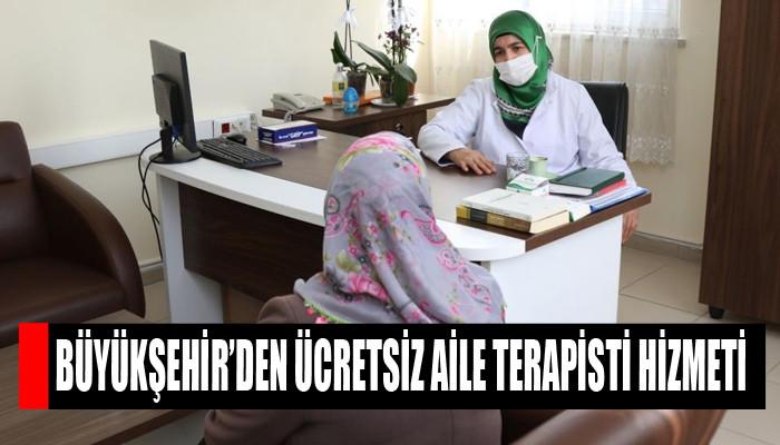 Van'da ücretsiz aile terapisti hizmeti verilmeye başlandı