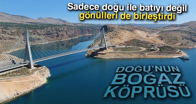 'Doğunun Boğaz Köprüsü'