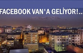 Facebook, Van ve 7 ilde ofis açacak