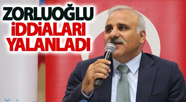 Van Valisi Zorluoğlu iddiaları yalanladı