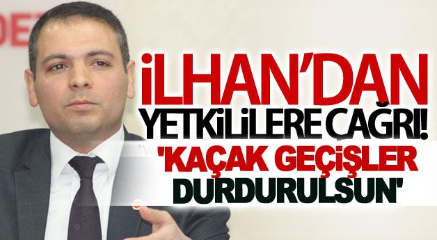 Saadet partisi Van il başkanı İlhan : 'Kaçak Geçişler Durdurulsun'