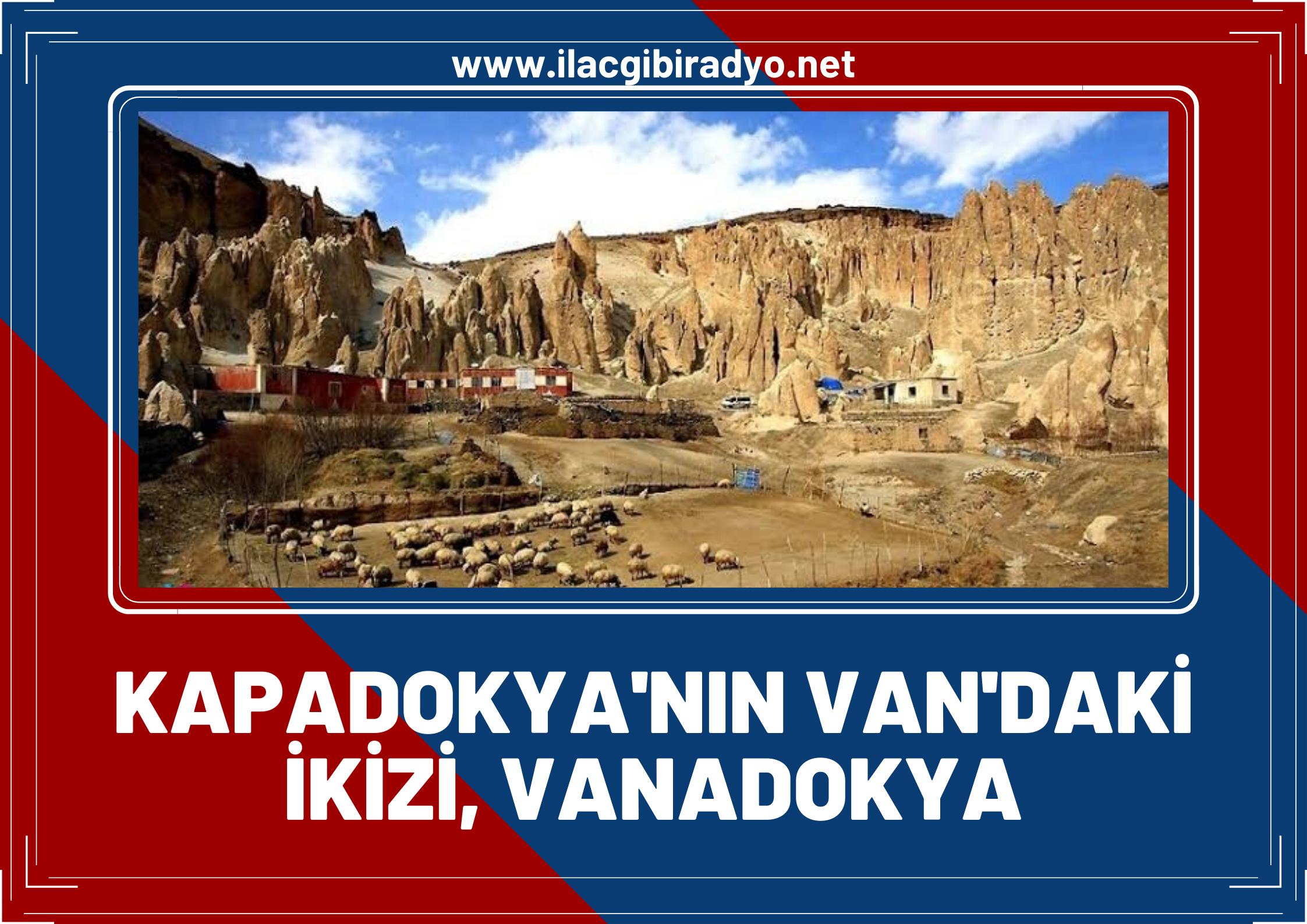 DW Başkale'nin Kofiraz'ını belgesel yaptı: Vanadokya, Kapadokya'nın Van'daki ikizi