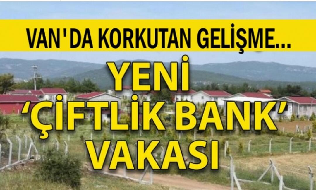 Bir Çiftlik Bank Vakkası da Van'dan: Görene 50 bin ödül